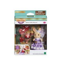 Epoch Calico Critters Town - Flower Gifts Playset