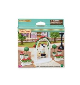 Epoch Calico Critters Town - Floral Garden Set