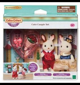 Epoch Calico Critters Cute Couple Set
