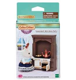 Epoch Calico Critter Gourmet Kitchen Set
