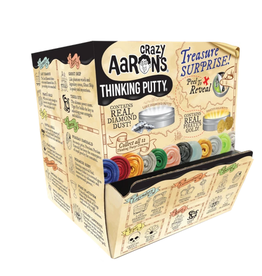 Crazy Aaron Putty Crazy Aaron's Thinking Putty - Treasure Surprise Mini Tin