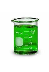 Bomex Glass Beaker 100 mL