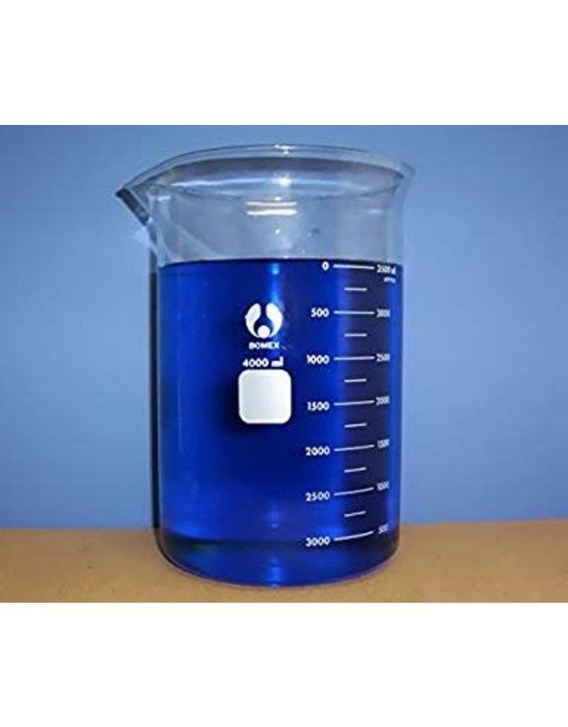 Bomex 4000 ml Glass Beaker