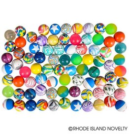 "Rhode Island Novelty Bouncy Ball - 1.5"" Large Mulit-Colored (Assorted)"