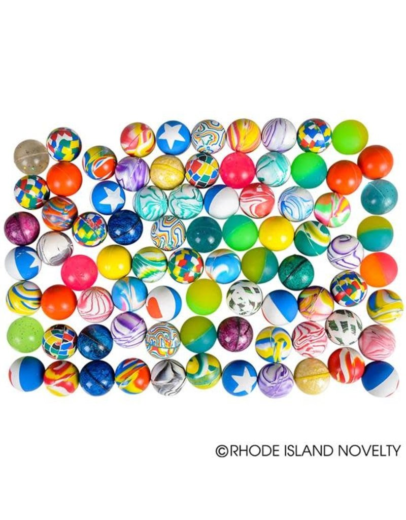 """Rhode Island Novelty Bouncy Ball - 1.5"""" Large Mulit-Colored (Assorted)"""