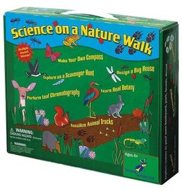 The Young Scientist Club Science on a Nature Walk