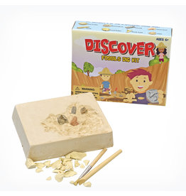 GeoCentral Discover Fossils Dig Kit