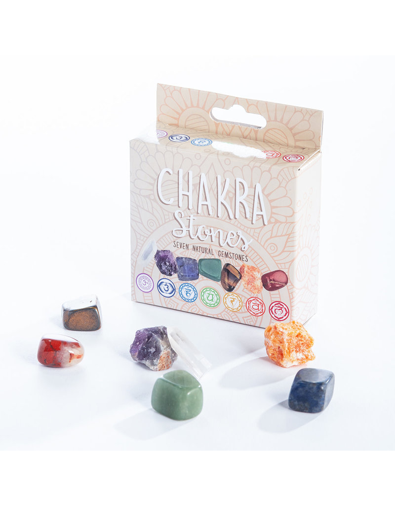 GeoCentral Mini Chakra Stone Pack