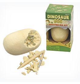 GeoCentral Dino Skeleton Egg