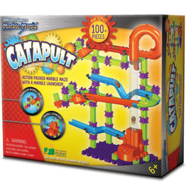 The Learning Journey Techno Gears Marble Mania - Catapult (100+ pcs)