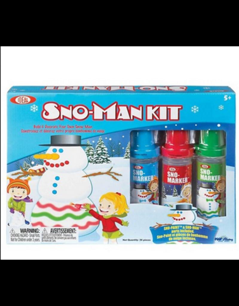Alex Brands Sno-Man Kit