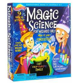 Alex Brands Magic Science for Wizards Only