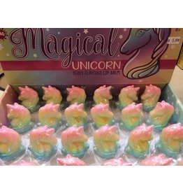 3 Cheers for Girls Iridescent Unicorn Lip Balm