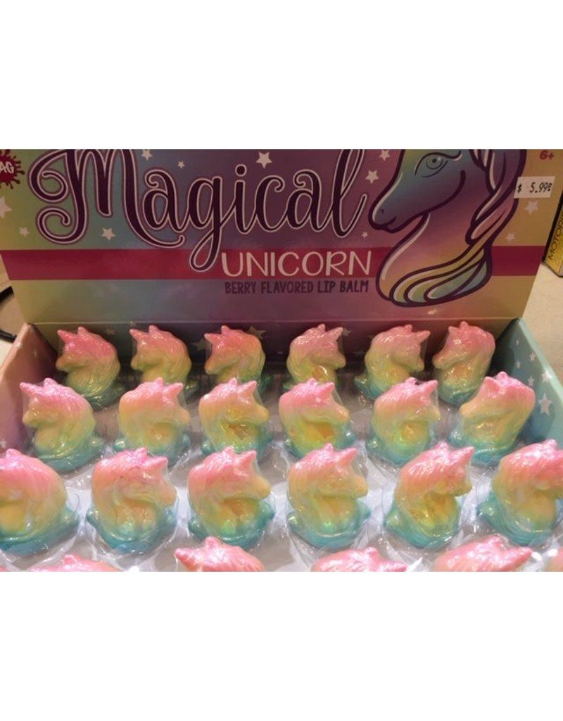3 Cheers for Girls Iridescent Unicorn Lip Balm