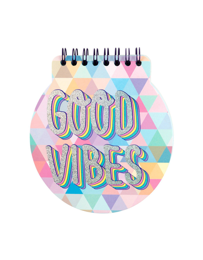 3 Cheers for Girls Write On Clipboard Set - Good Vibes