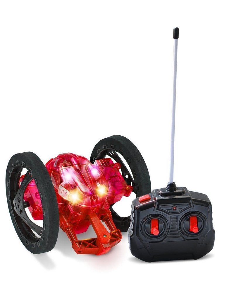 Mindscope Products Turbo Twister Catapult RC Car - Red (27 MHz)