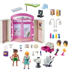 Playmobil Playmobil Beauty Salon Play Box