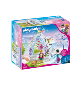 Playmobil Playmobil Magic - Crystal Gate to the Winter World