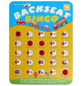 Reeve + Jones Backseat Bingo
