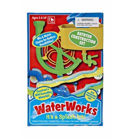 Reeve + Jones WaterWorks Bathtub Construction Kit