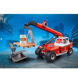 Playmobil Playmobil Fire Crane