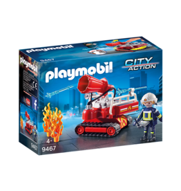 Playmobil Playmobil Fire Water Canon