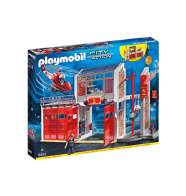 Playmobil Playmobil Fire Station