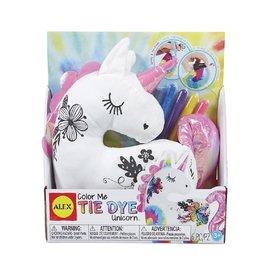 Alex Brands Craft Kit Color Me Tie Dye Unicorn