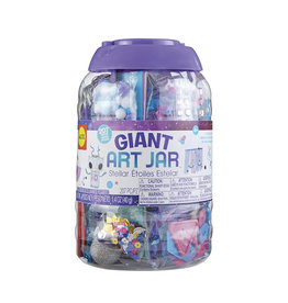 Alex Brands Giant Art Jar - Stellar