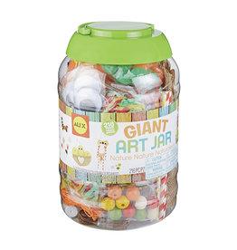 Alex Brands Giant Art Jar-Nature