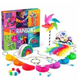 Ann Williams Group Craft Tastic I Love Rainbows