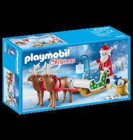 Playmobil Playmobil Santa's Sleigh with Reindeer