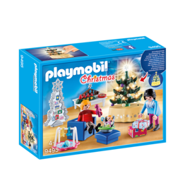 Playmobil Playmobil Christmas Living Room