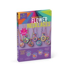 Ann Williams Group Craft Tastic Design Your Own Flower Necklaces