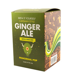 Copernicus Brew It Yourself Ginger Ale