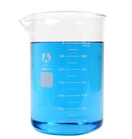 Bomex Glass Beaker 4000 mL