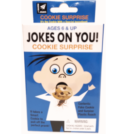Reeve + Jones Jokes on You! Cookie Surprise