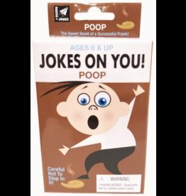 Reeve + Jones Jokes on You! Poop