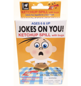 Reeve + Jones Jokes on You! Ketchup Spill (with Bugs)
