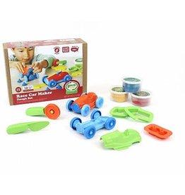 Green Toys Green Toys - Race Car Maker Dough Set
