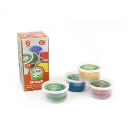 Green Toys Green Toys Dough - 4 Pack