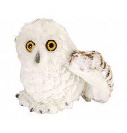 Wild Republic Plush Mini Snowy Owl