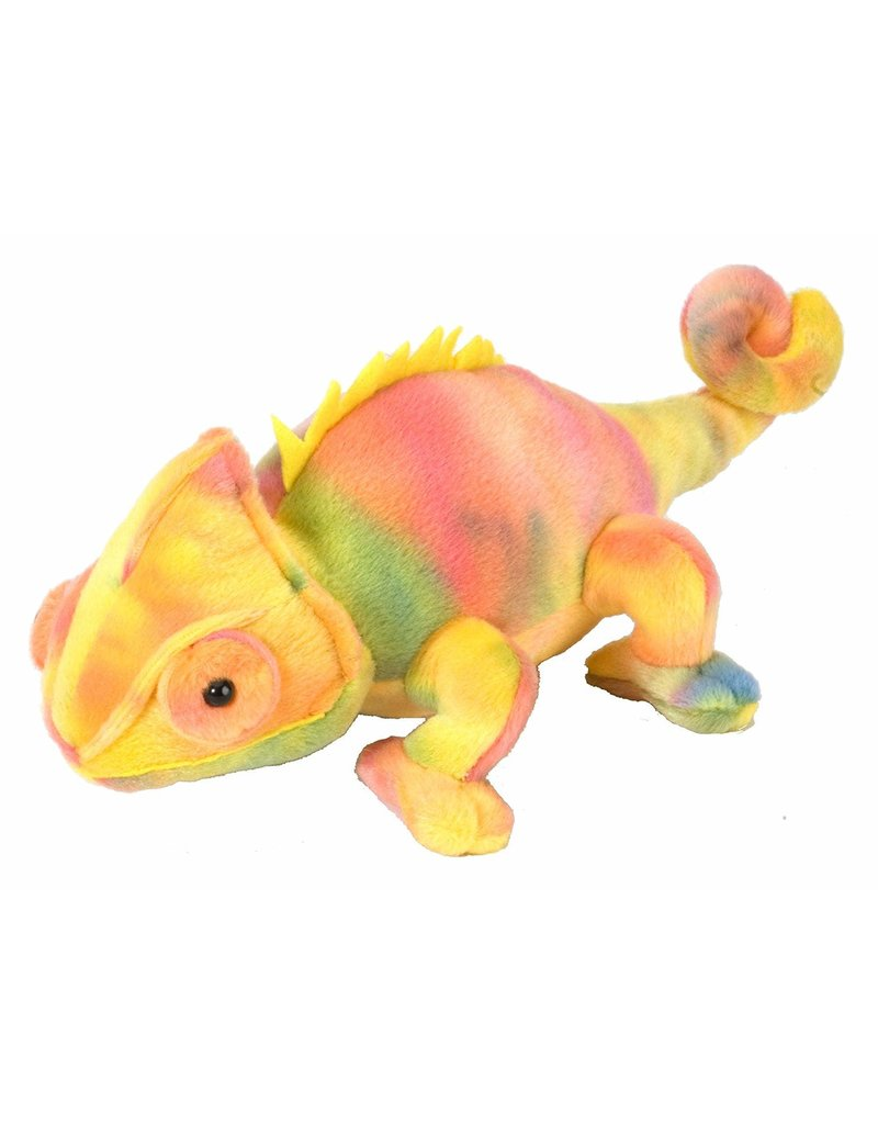 Wild Republic Plush Chameleon Mini