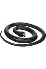 Wild Republic Rubber Snake Small Black Mamba