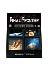 Family Games America Sliding Tile Puzzles - Final Frontier - Planets