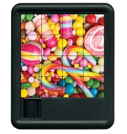Family Games America Sliding Tile Puzzle - Sweet - Candies