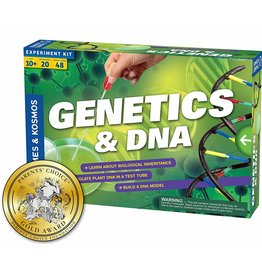 Thames & Kosmos Genetics & DNA Experiment Kit