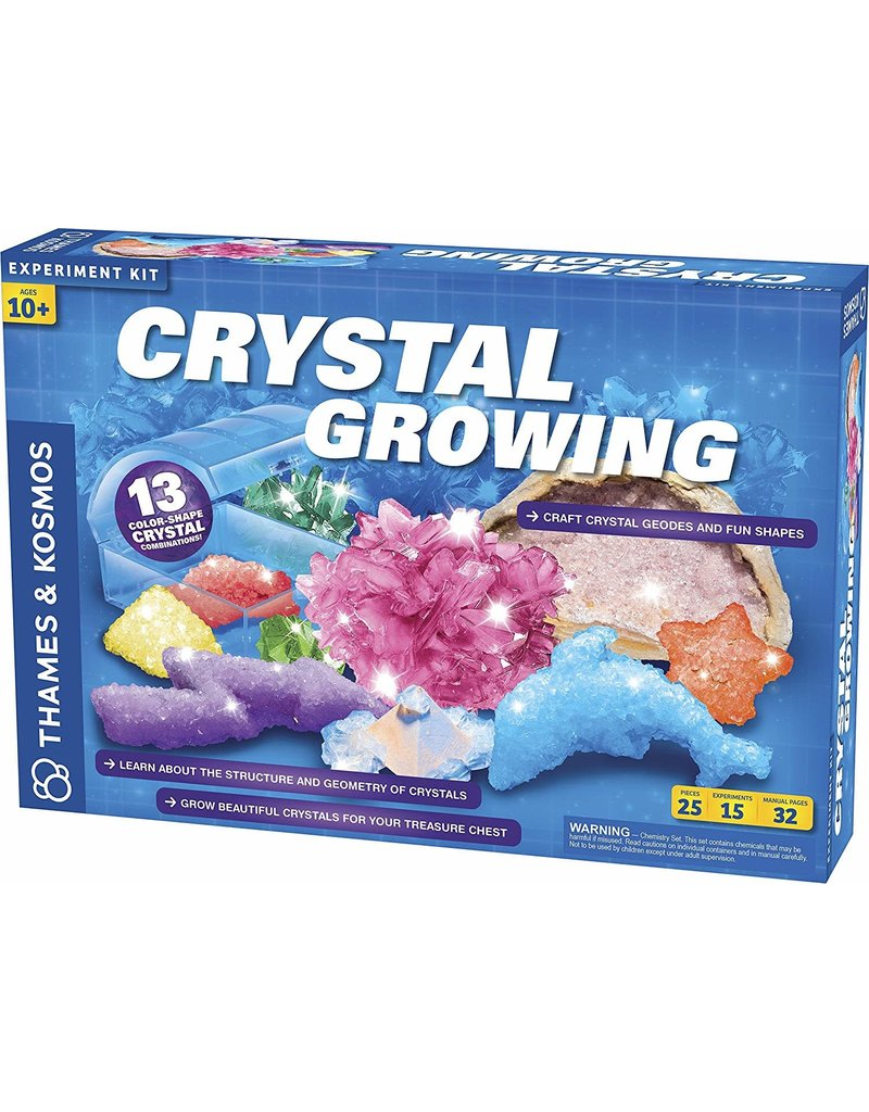 Thames & Kosmos Crystal Growing