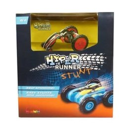Mukikim Hyper Runner Stunt - Red