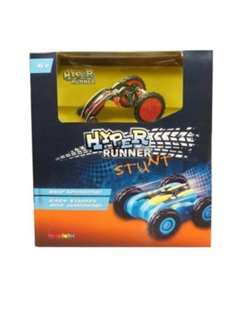 Mukikim Hyper Runner Stunt - Red